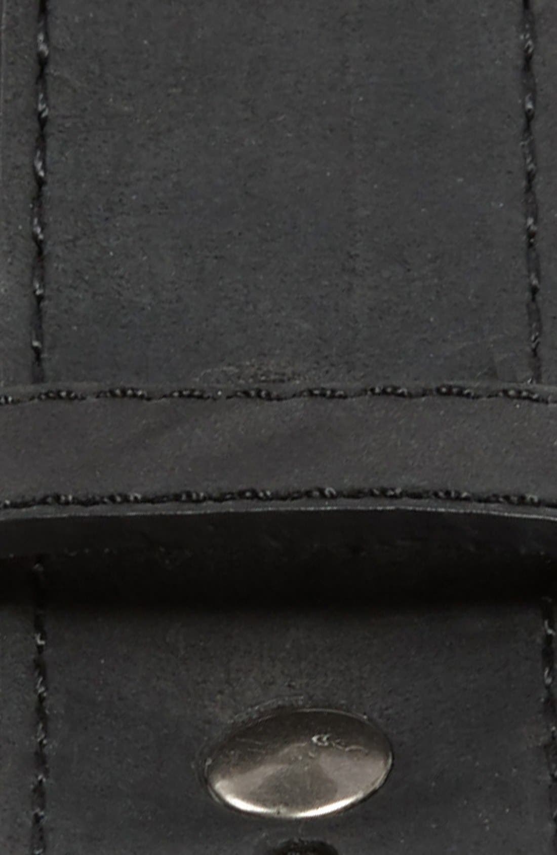 Alternate Image 2  - Bill Adler 1981 Leather Belt