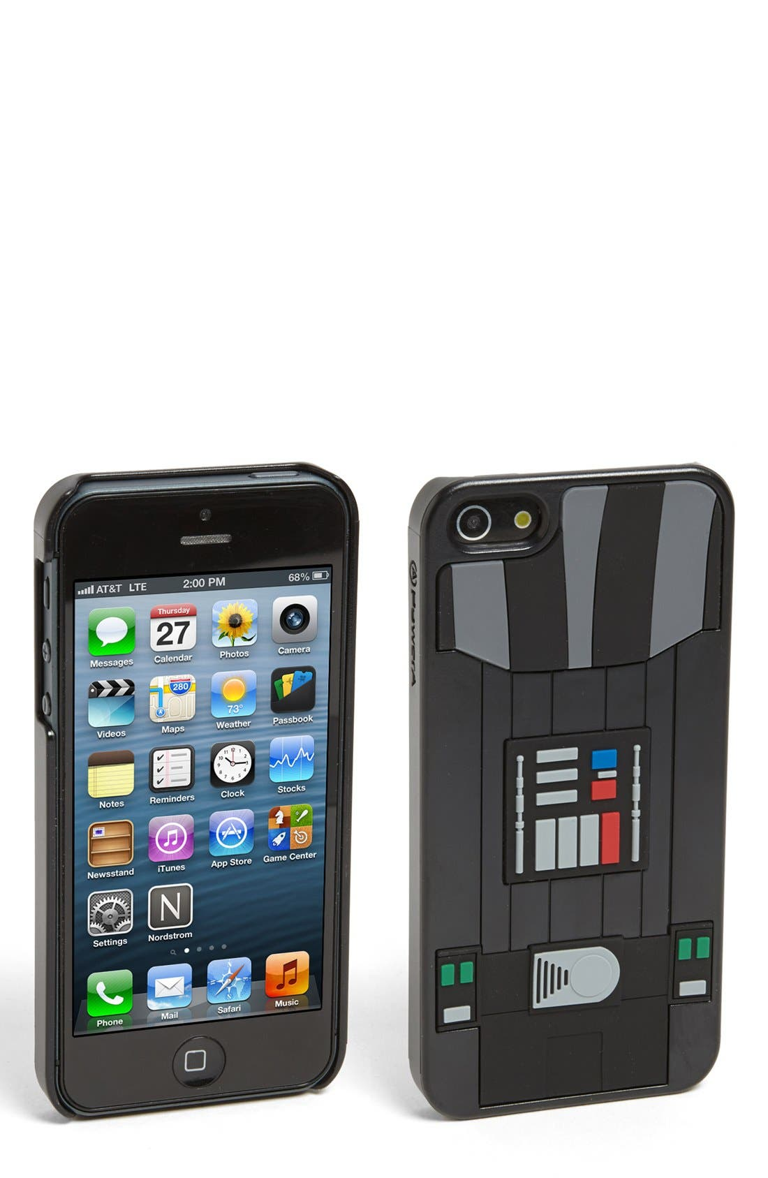 Alternate Image 1 Selected - BD & A 'Darth Vader' iPhone 5 & 5s Case