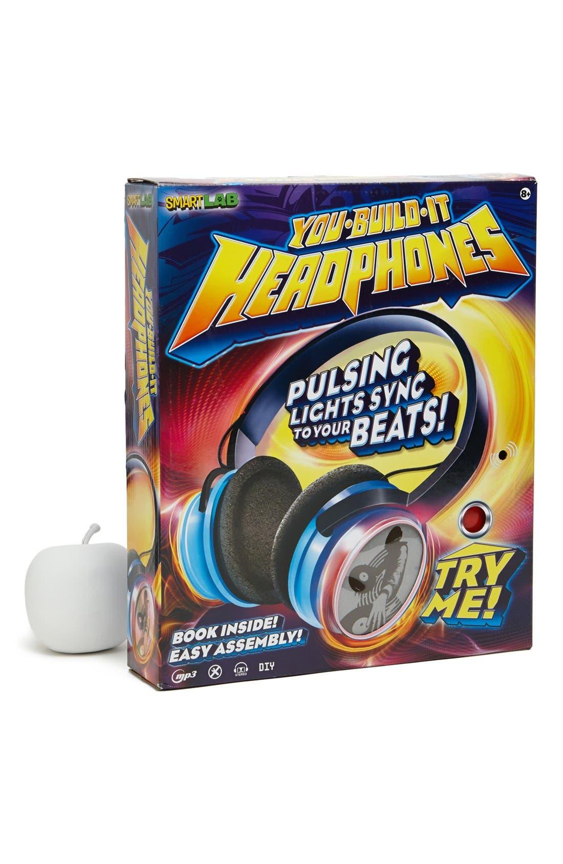 Alternate Image 1 Selected - SmartLab 'Build Your Own Headphones' Kit