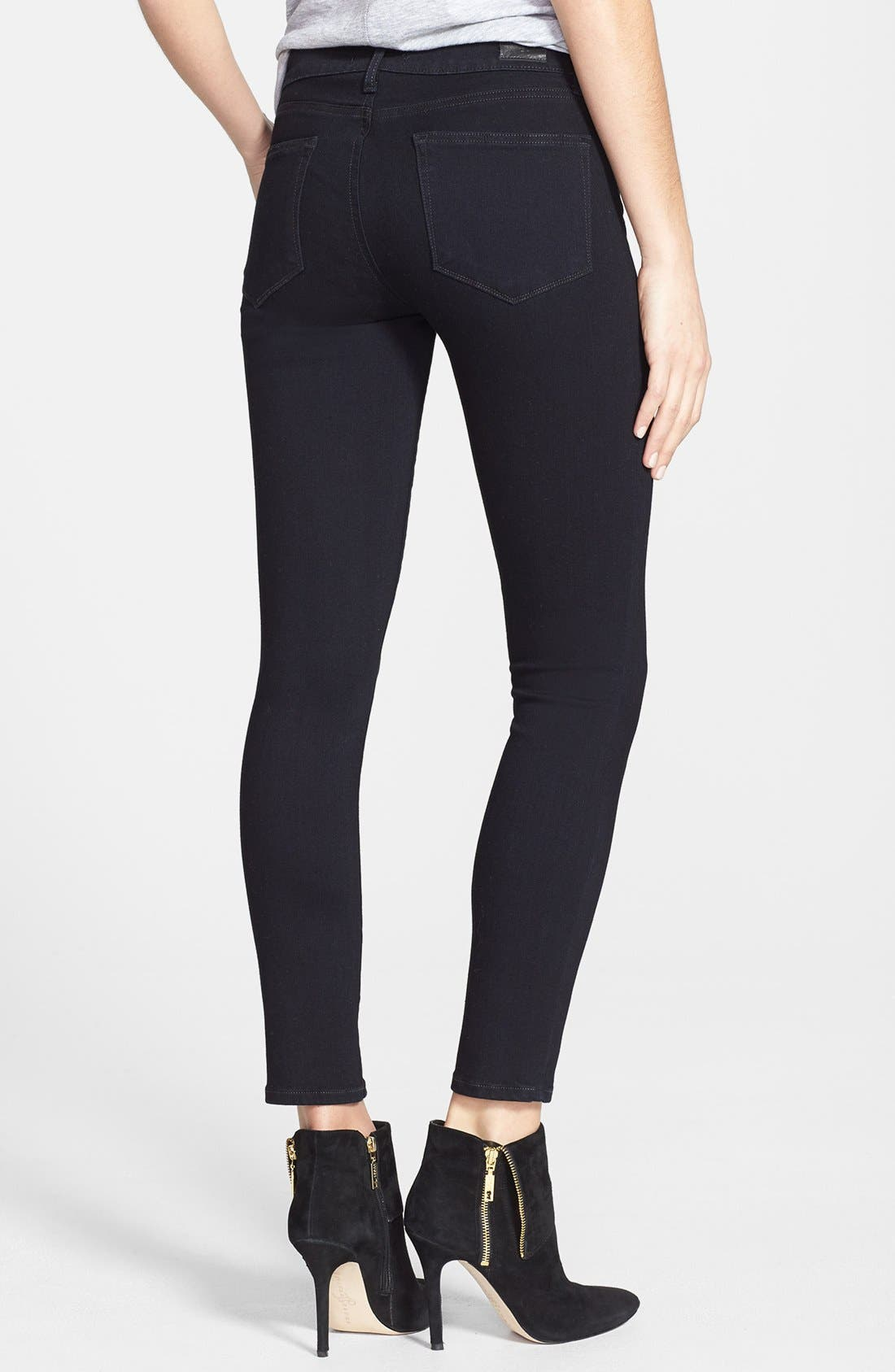 Alternate Image 2  - Paige Denim 'Verdugo' Skinny Ankle Jeans (Kensington)
