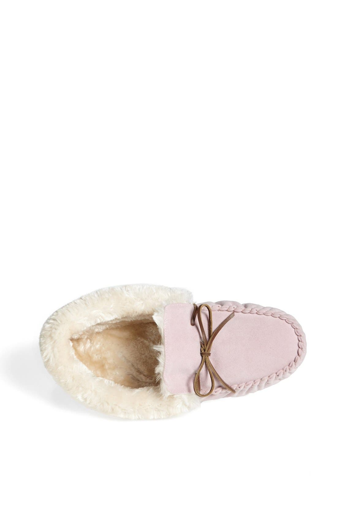 Alternate Image 3  - Nordstrom Moccasin Slipper