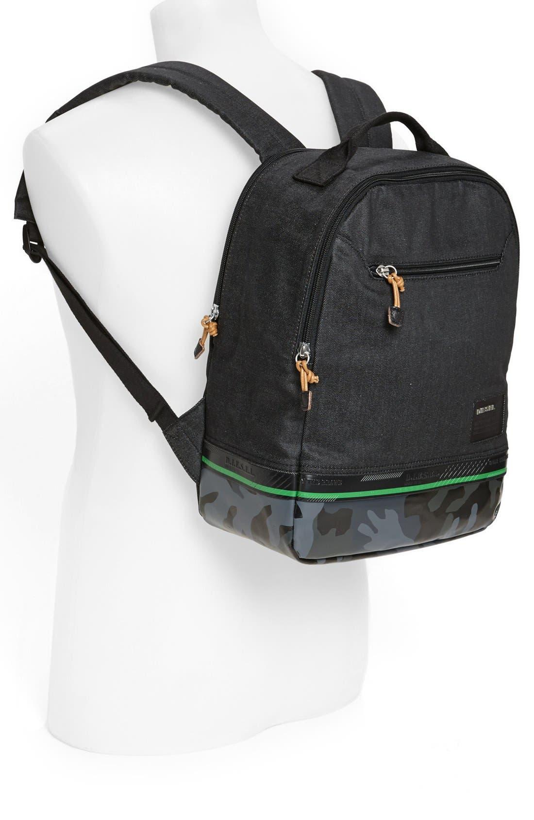 Alternate Image 4  - DIESEL® 'Rubber Games' Backpack