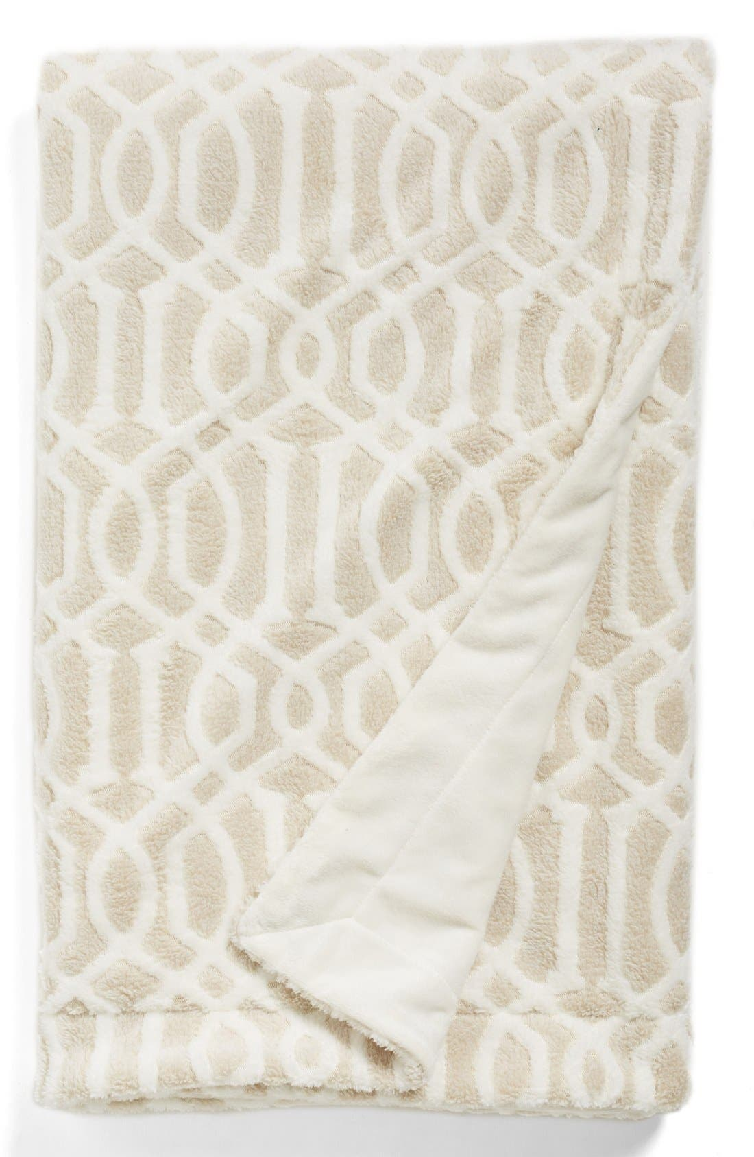 Alternate Image 1 Selected - Nordstrom at Home 'Cameron' Throw