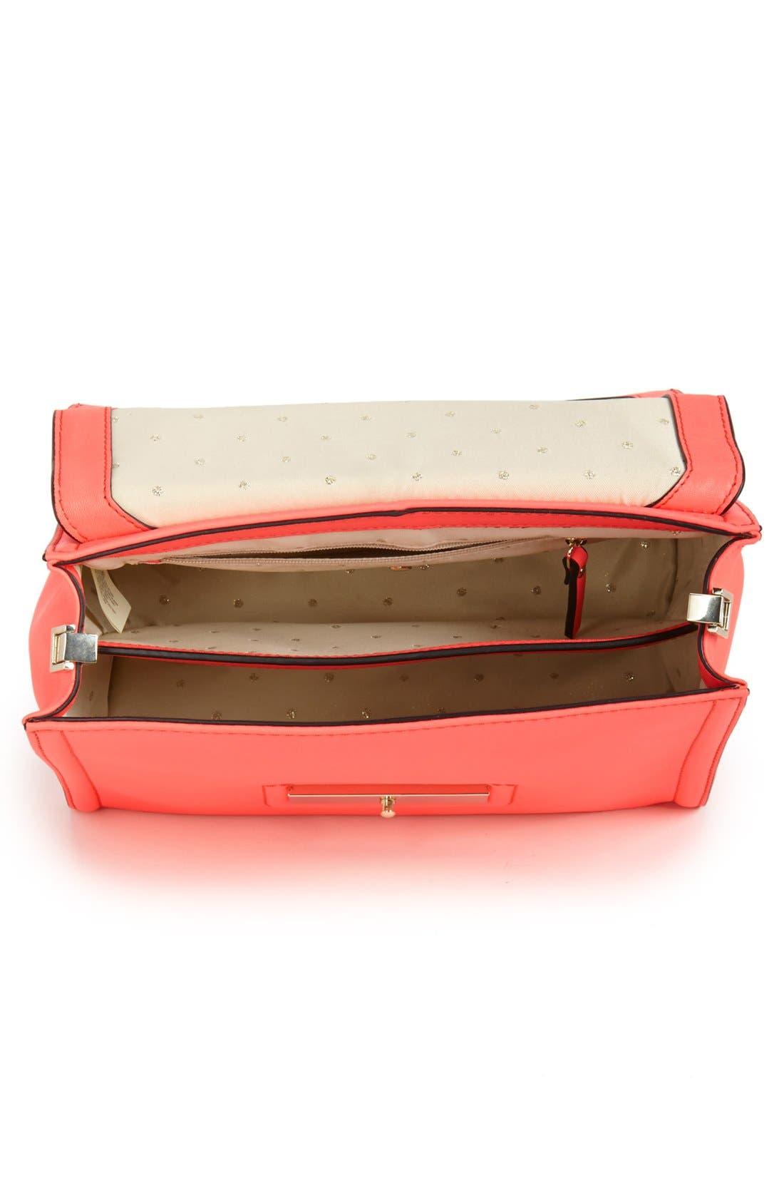 Alternate Image 3  - kate spade new york 'carroll park - penelope' leather satchel
