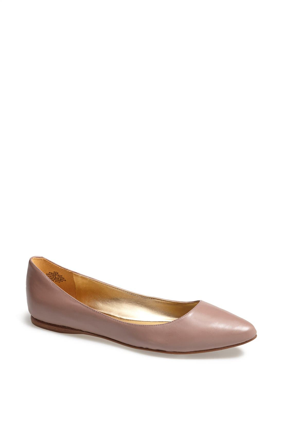 Alternate Image 1 Selected - Nine West 'Speakup' Flat