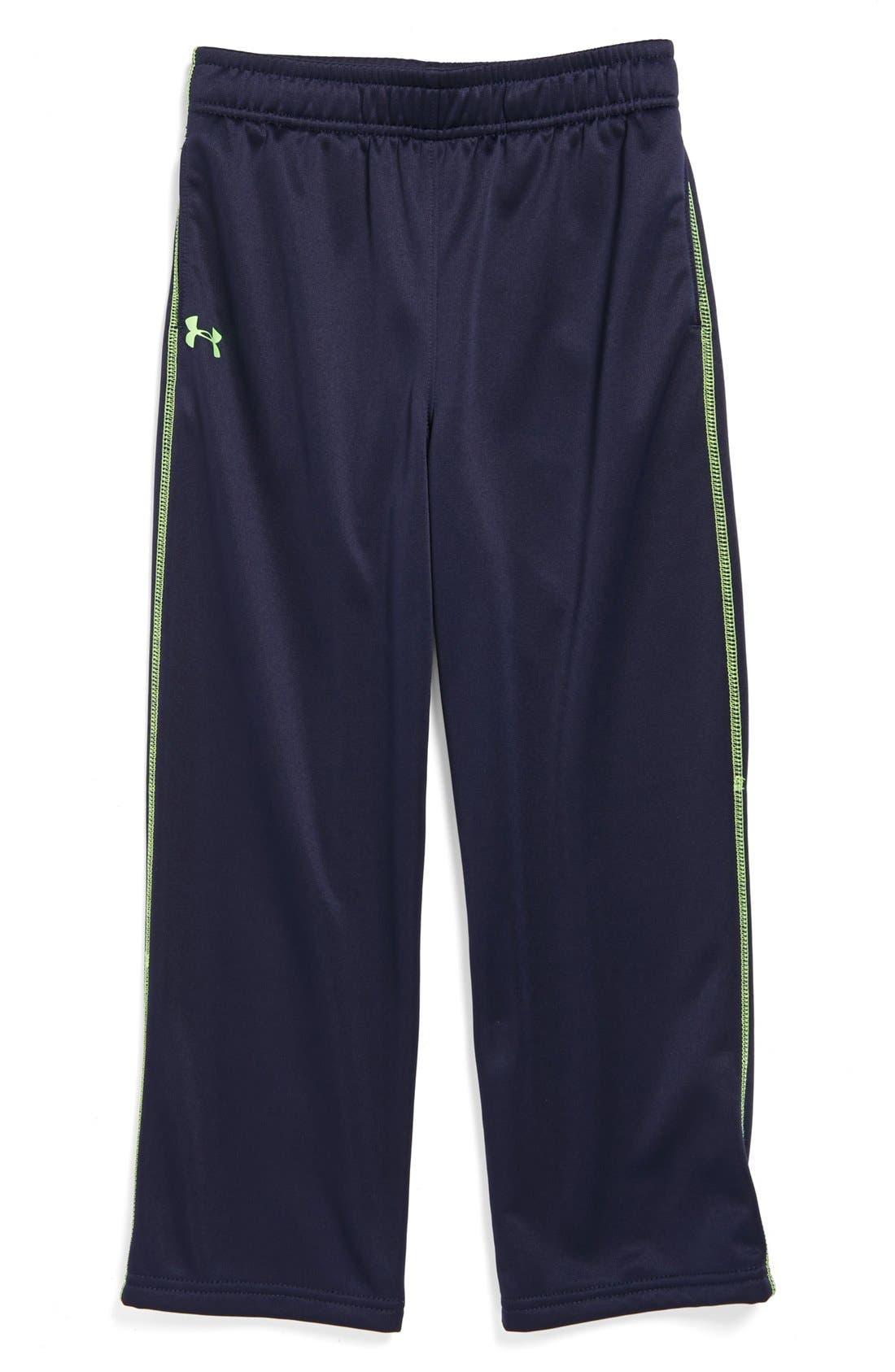 Main Image - Under Armour Fleece Lined AllSeasonGear® Pants (Little Boys)