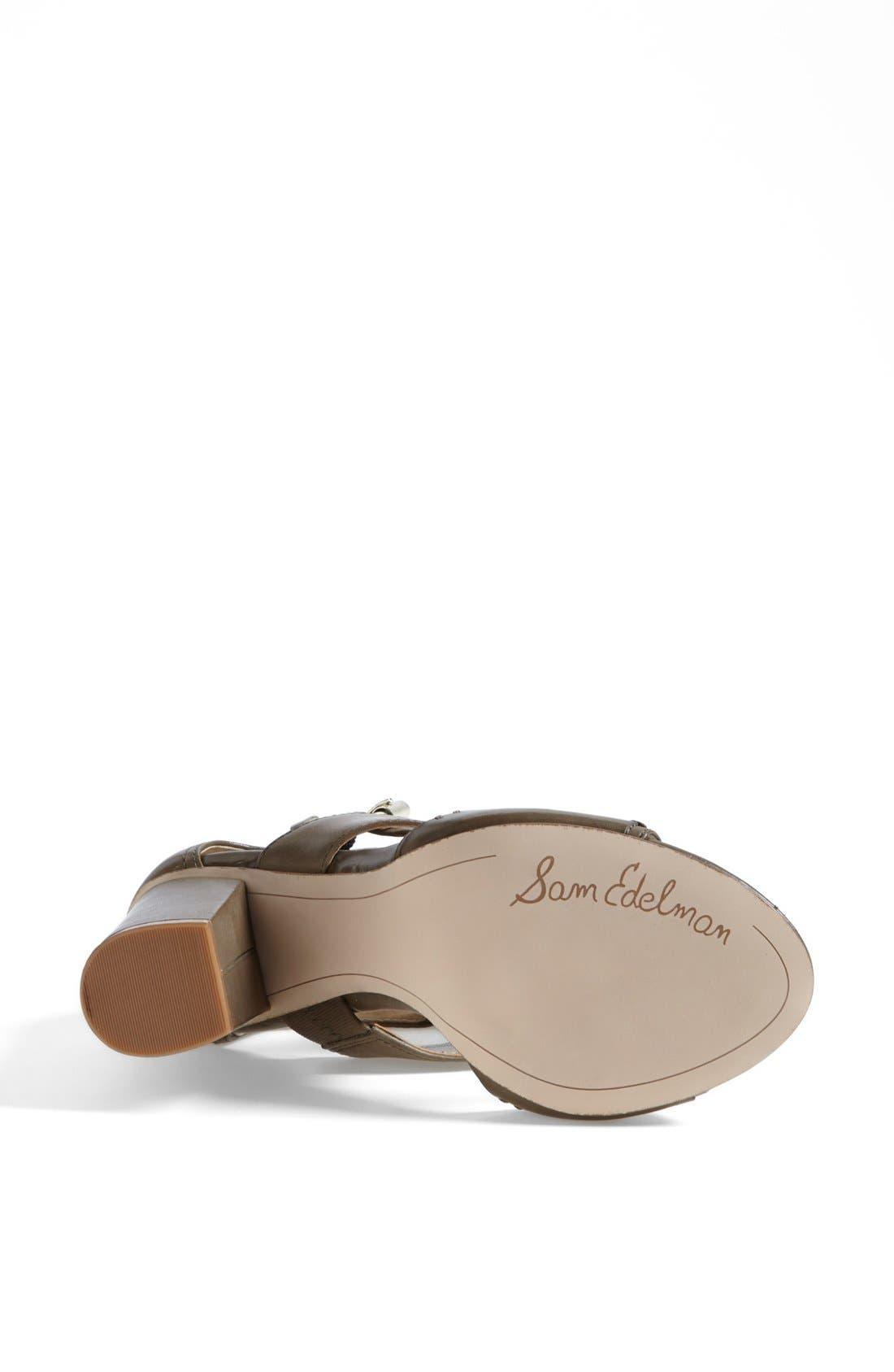 Alternate Image 4  - Sam Edelman 'Yana' Sandal