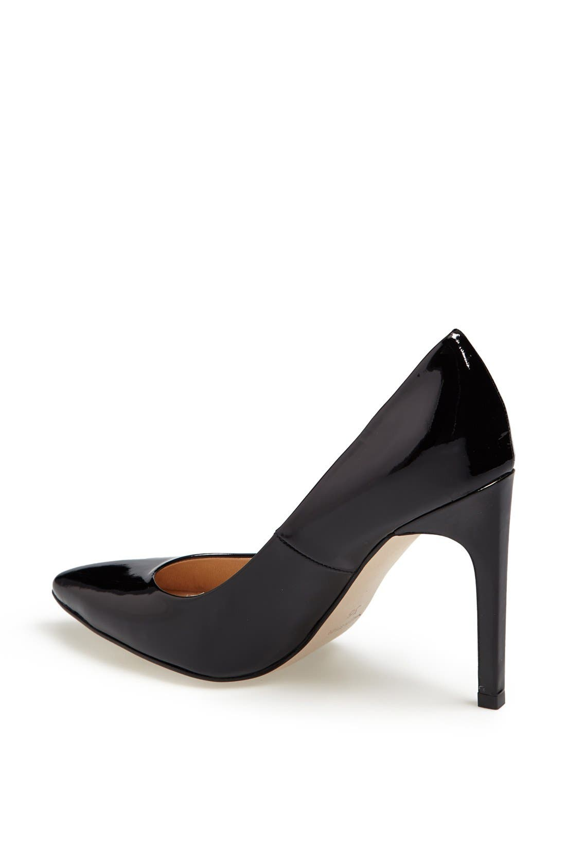 Alternate Image 2  - Topshop 'Glimmer' Pointed Toe Pump