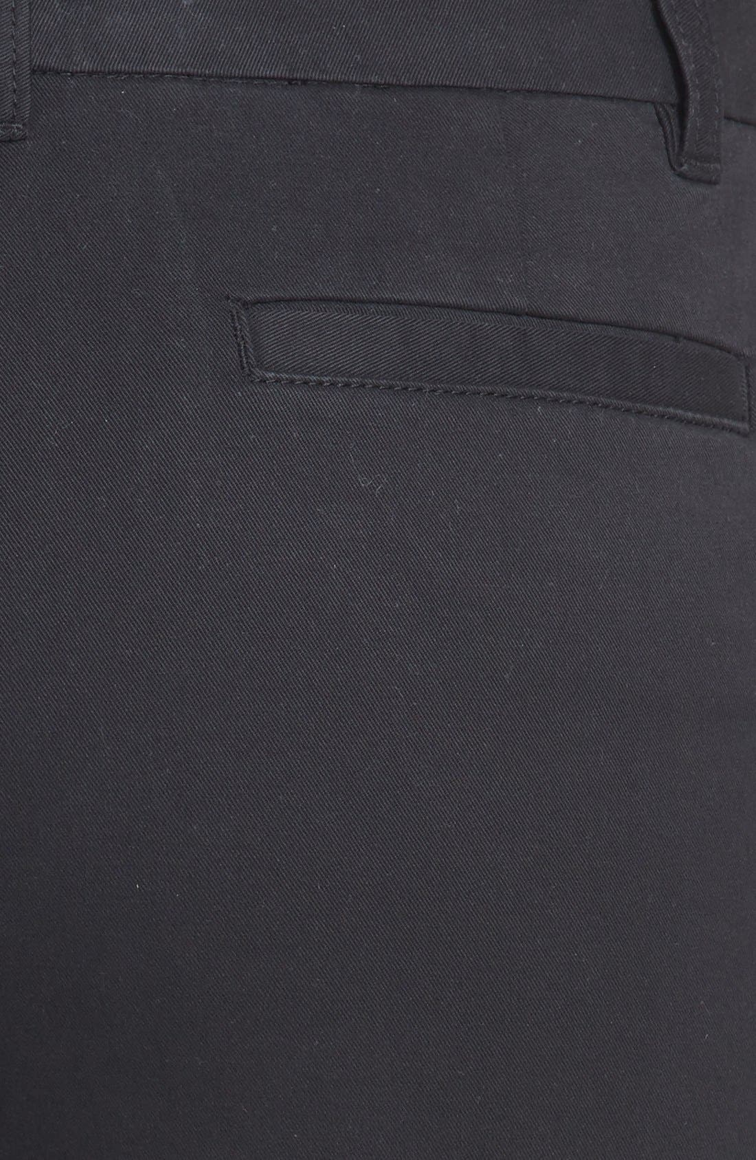 Alternate Image 3  - Caslon® Crop Chinos