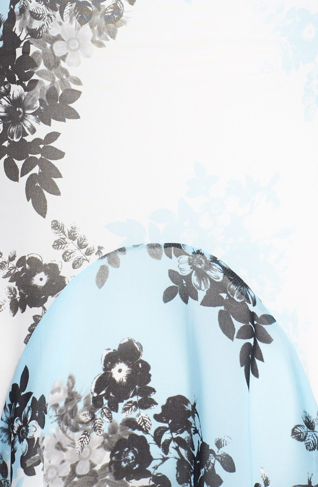 Alternate Image 3  - June & Hudson Floral Tunic Dress