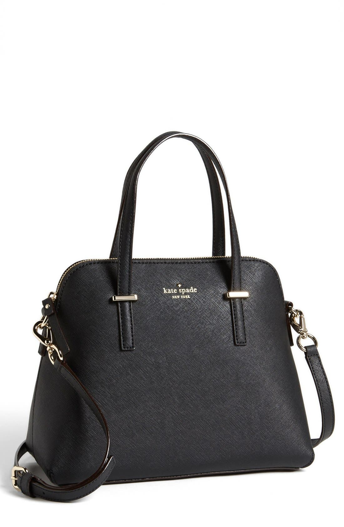 Alternate Image 1 Selected - kate spade new york 'cedar street - maise' leather satchel