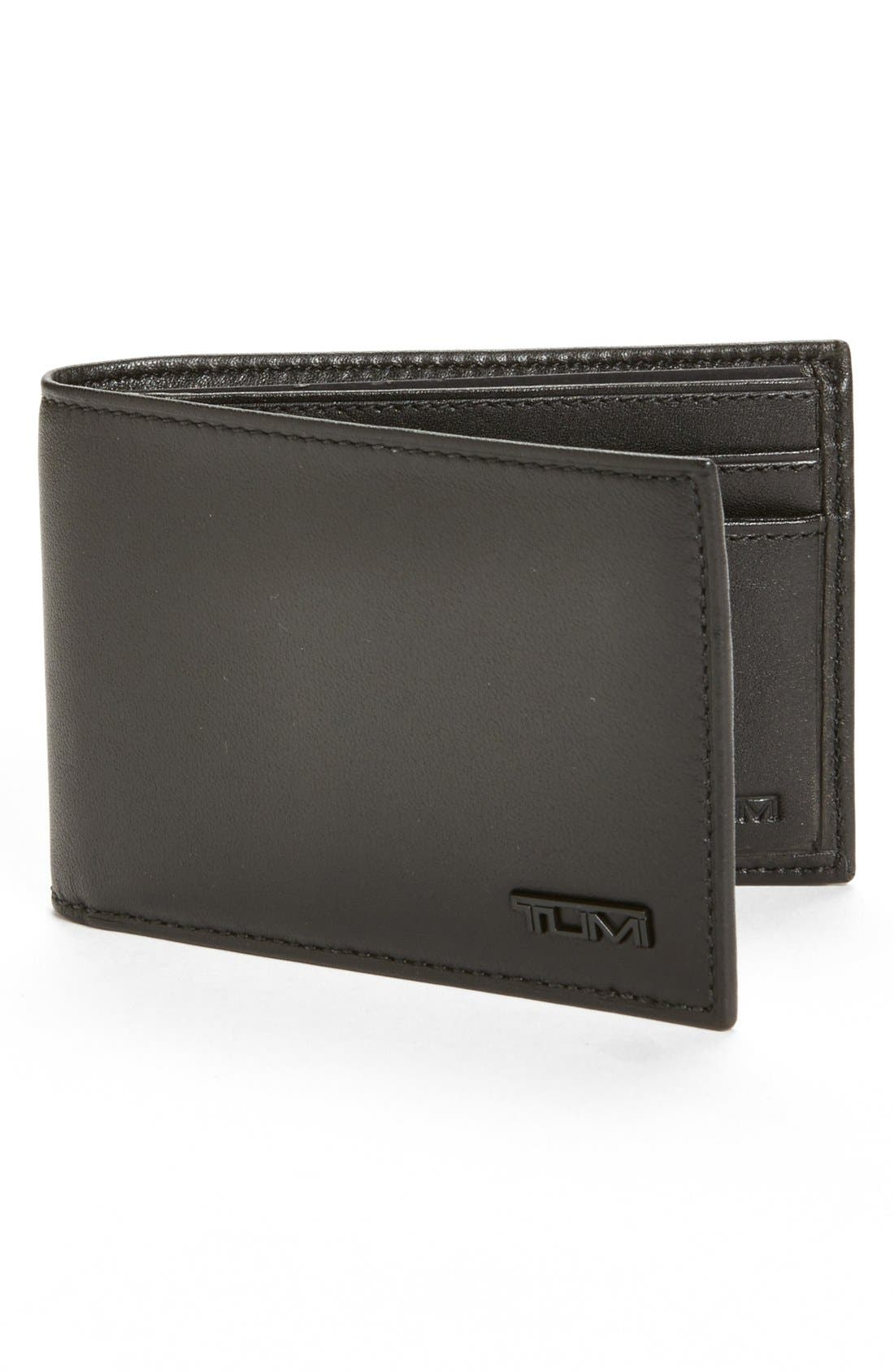 Main Image - Tumi 'Delta' Slim Single Billfold
