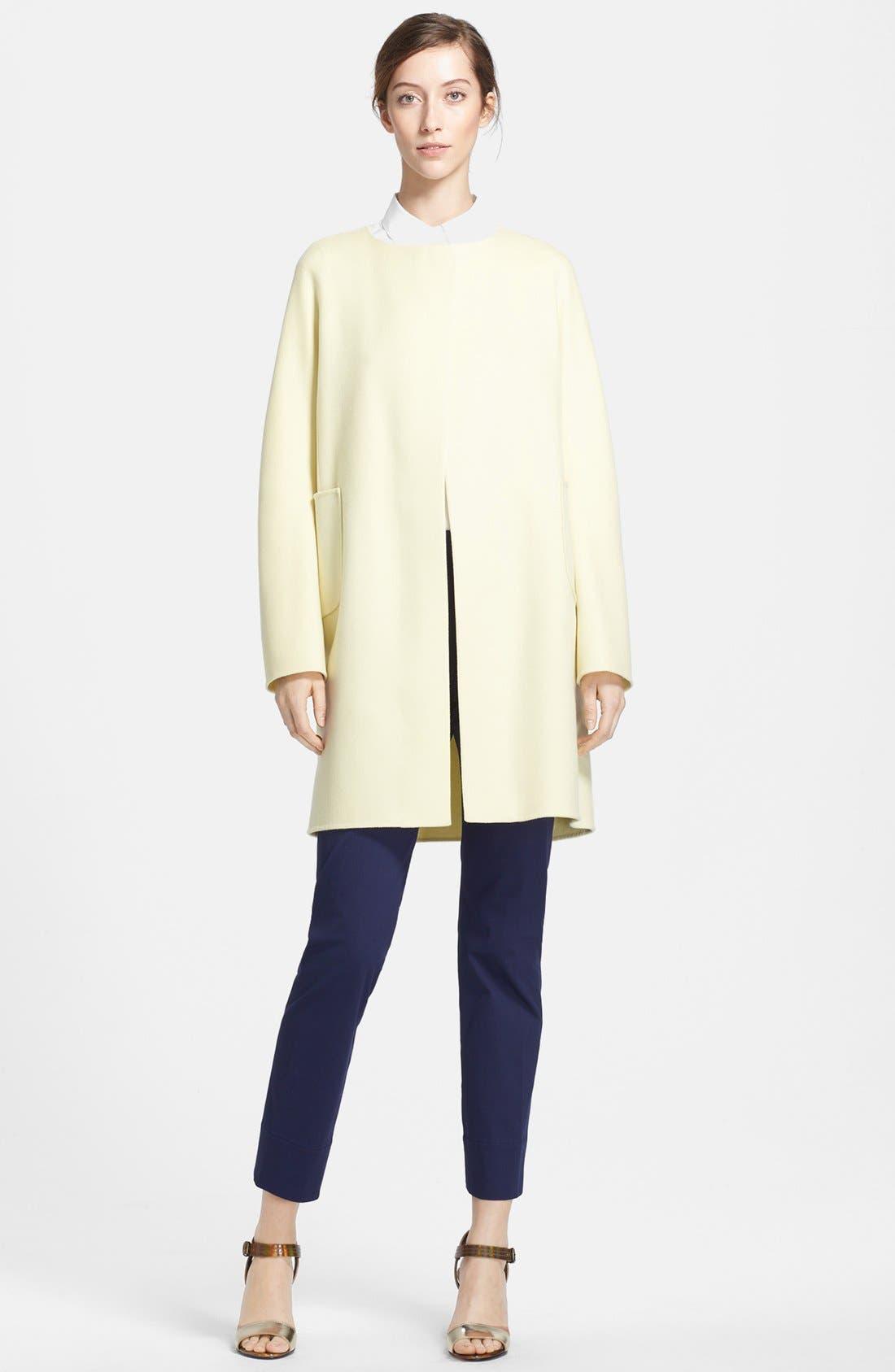 Alternate Image 3  - Jil Sander Double Face Cashmere Coat