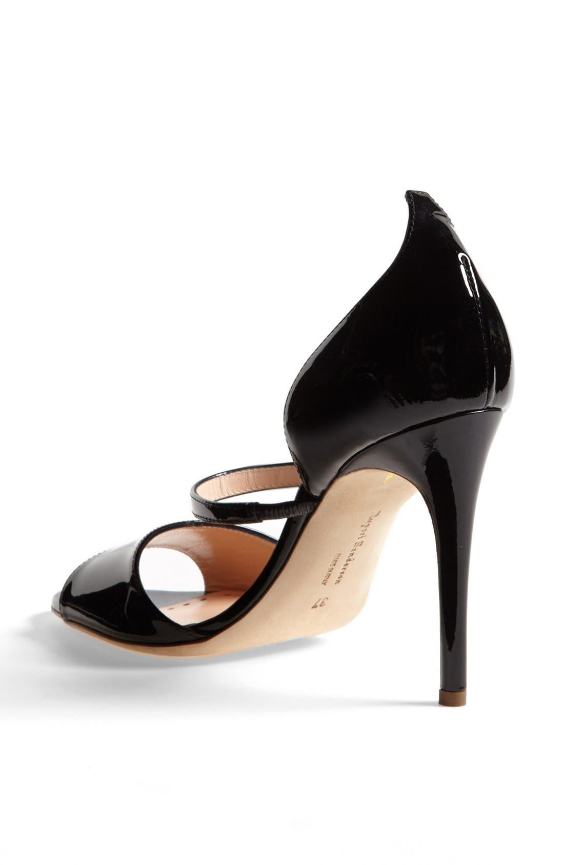 Alternate Image 2  - Rupert Sanderson 'Ophelia' Patent Leather Sandal