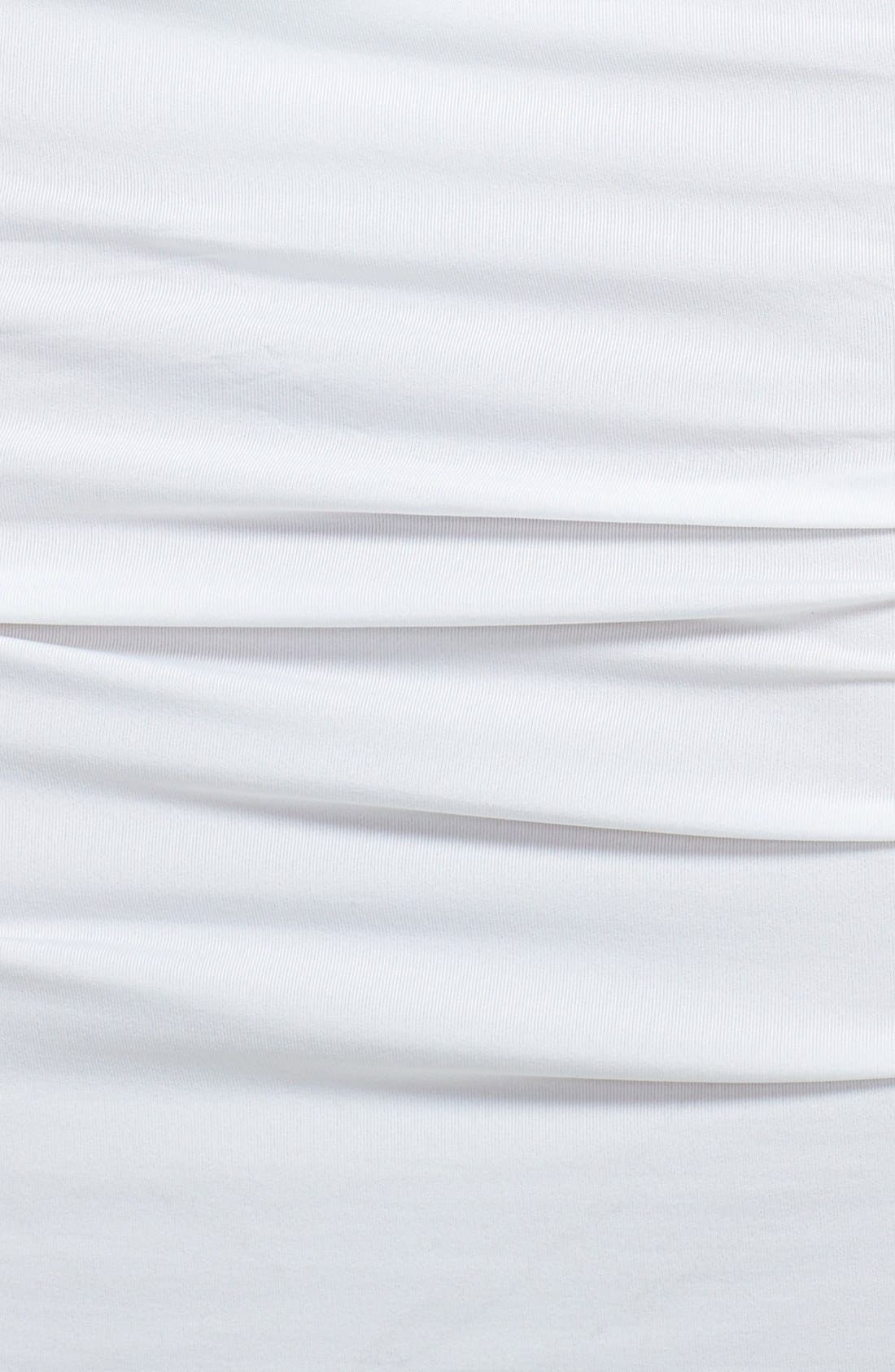 Alternate Image 3  - MICHAEL Michael Kors Studded Shirred Cover-Up