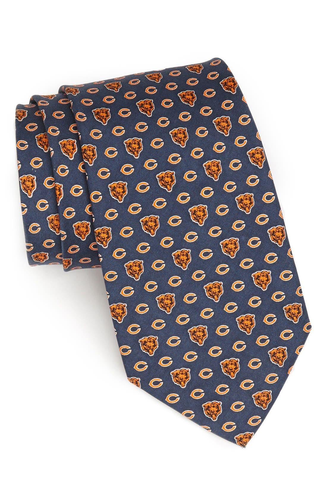 VINEYARD VINES Chicago Bears Print Tie