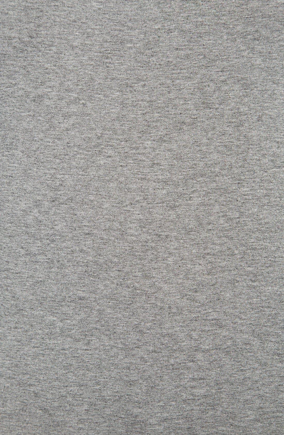 Alternate Image 3  - Vince Camuto Colorblock Turtleneck (Regular & Petite)