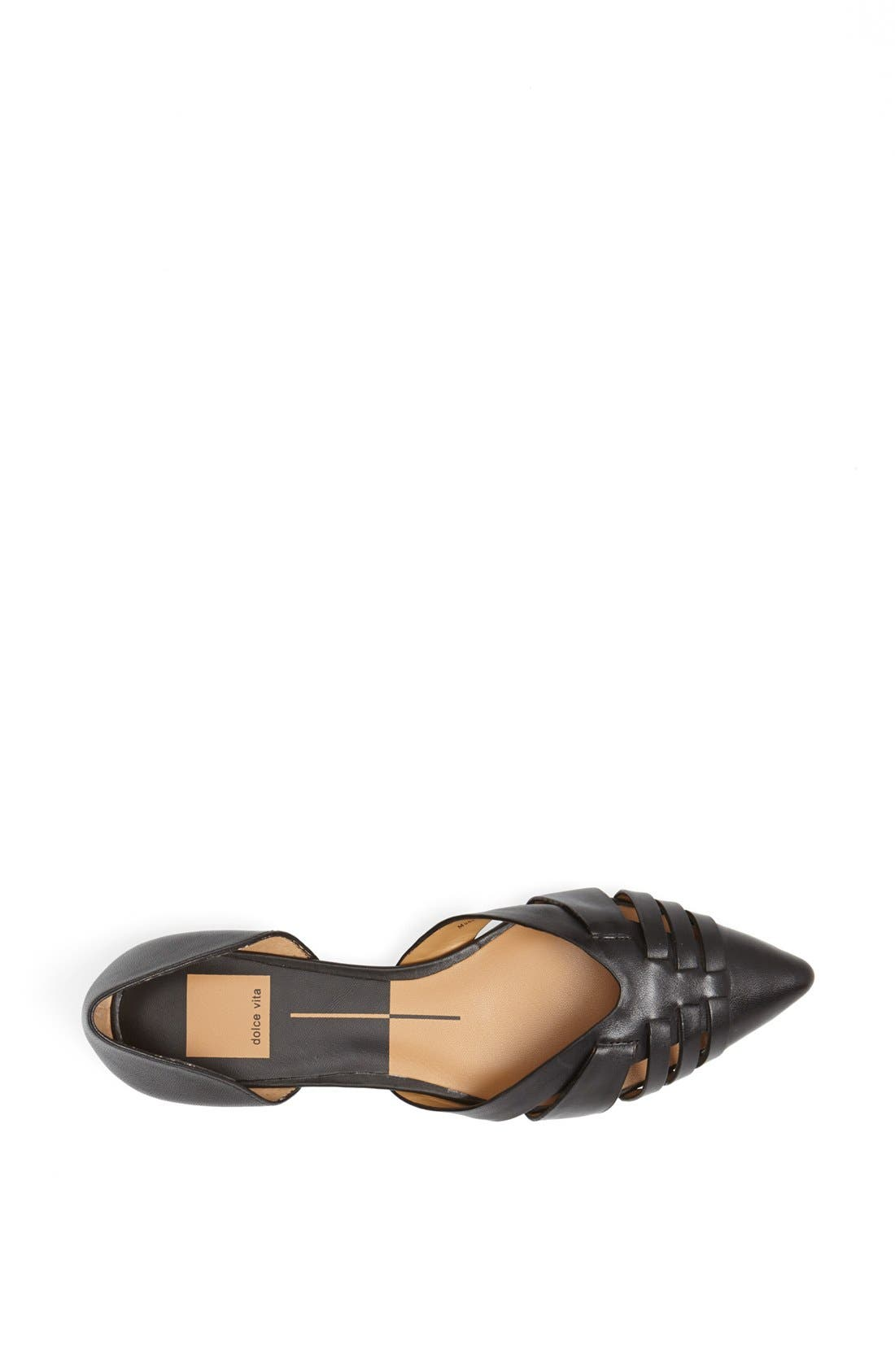 Alternate Image 3  - Dolce Vita 'Alpha' Leather Flat Sandal