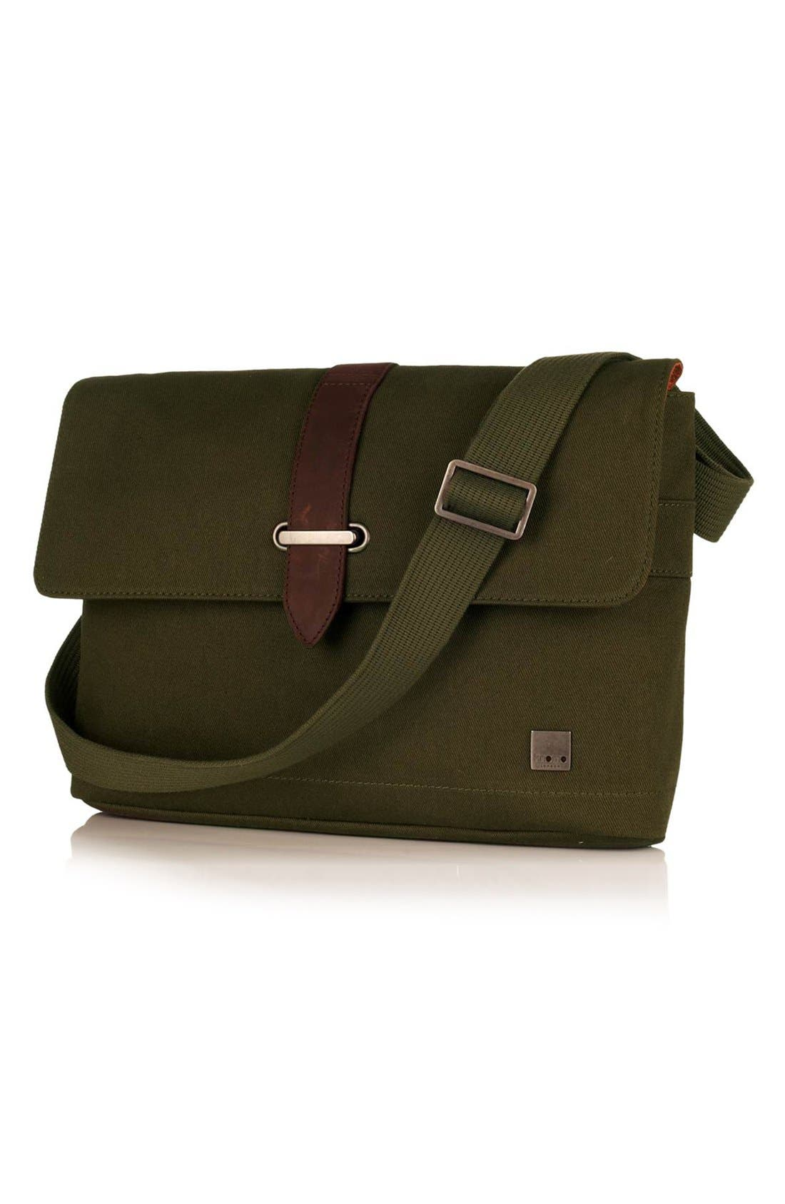 Alternate Image 3  - KNOMO London 'Troon' Messenger Bag