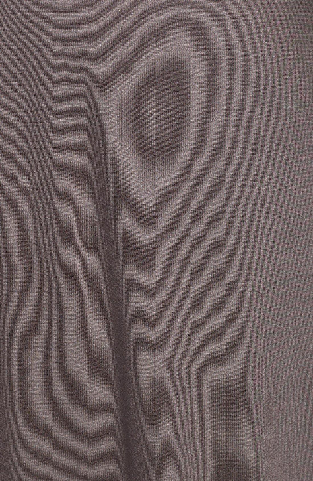 Alternate Image 3  - Calvin Klein Modal & Mesh Long Robe