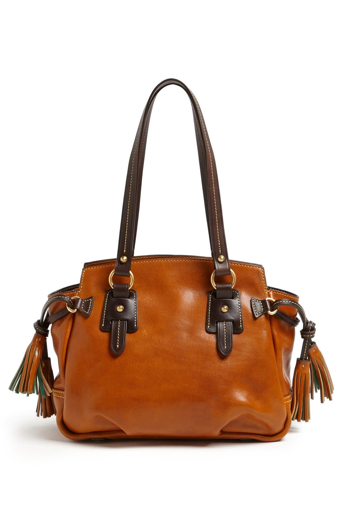 Alternate Image 4  - Dooney & Bourke 'Winged - Small' Leather Handbag