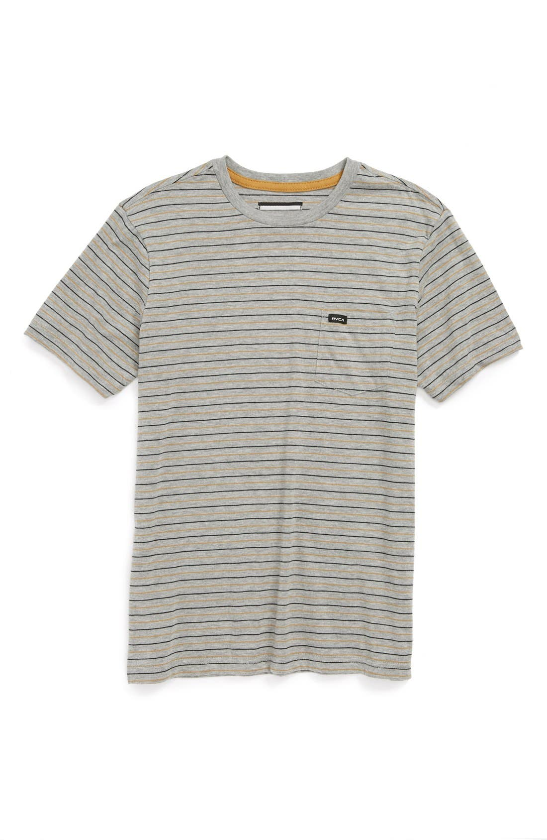 Alternate Image 1 Selected - RVCA 'Dilated' T-Shirt (Big Boys)