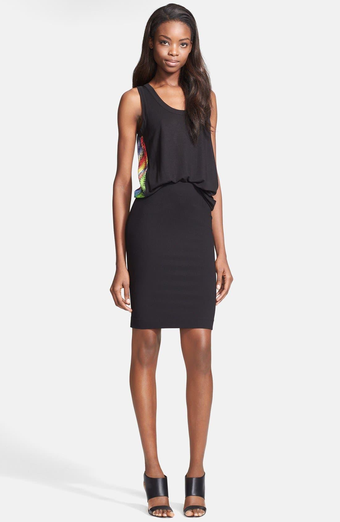 Alternate Image 4  - M Missoni Ponte Knit Pencil Skirt