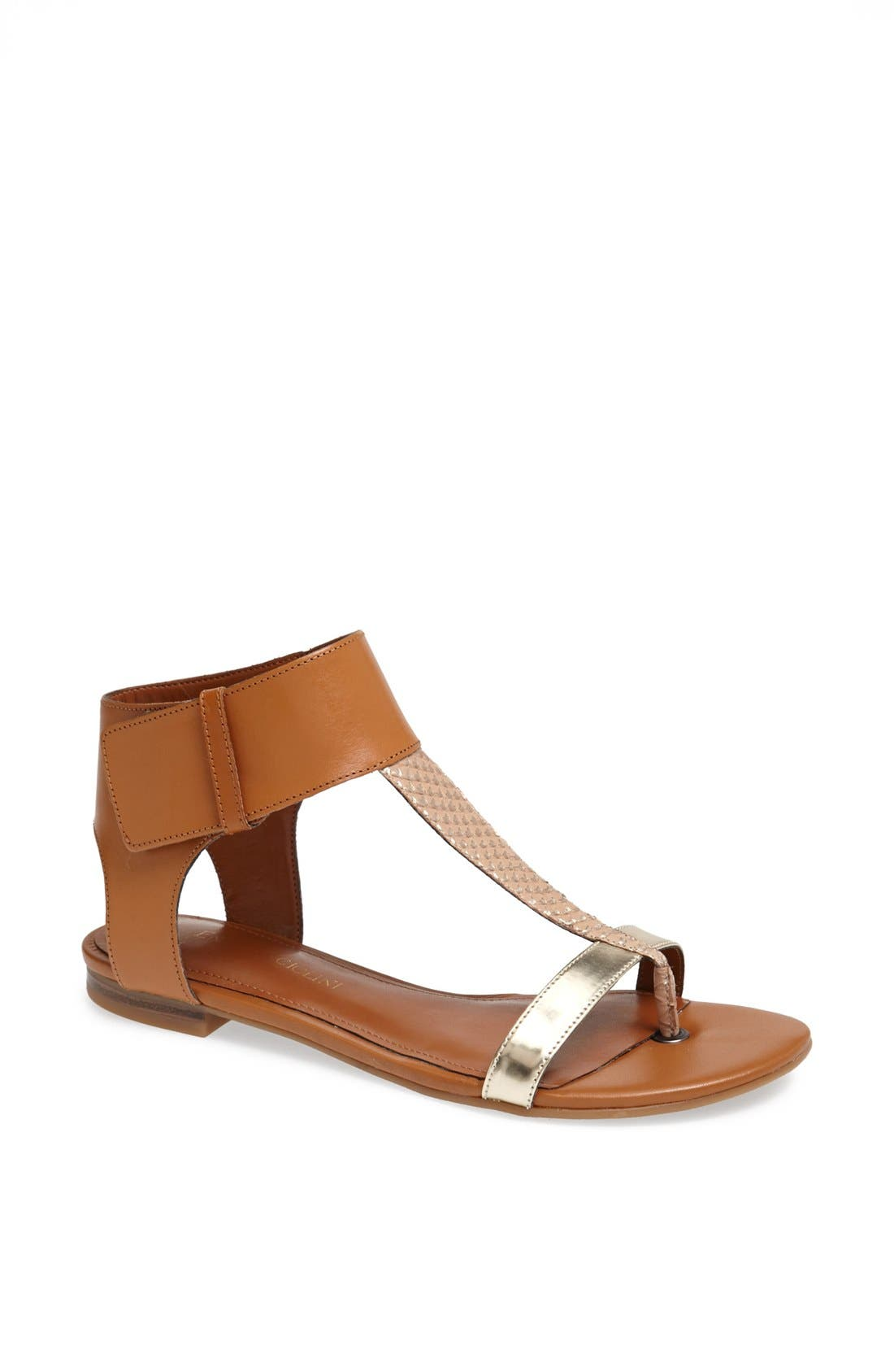 Alternate Image 1 Selected - Enzo Angiolini 'Tilah' Thong Sandal