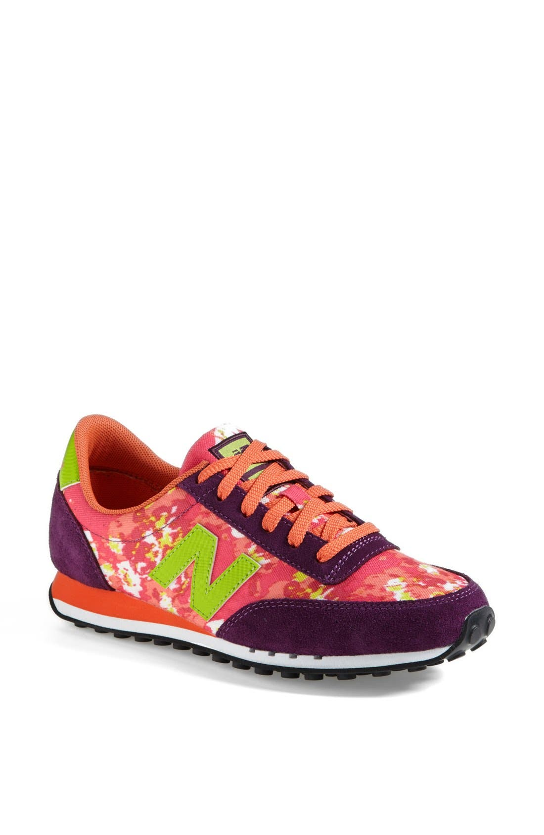Alternate Image 1 Selected - New Balance '410 Floral Blur' Sneaker (Women)