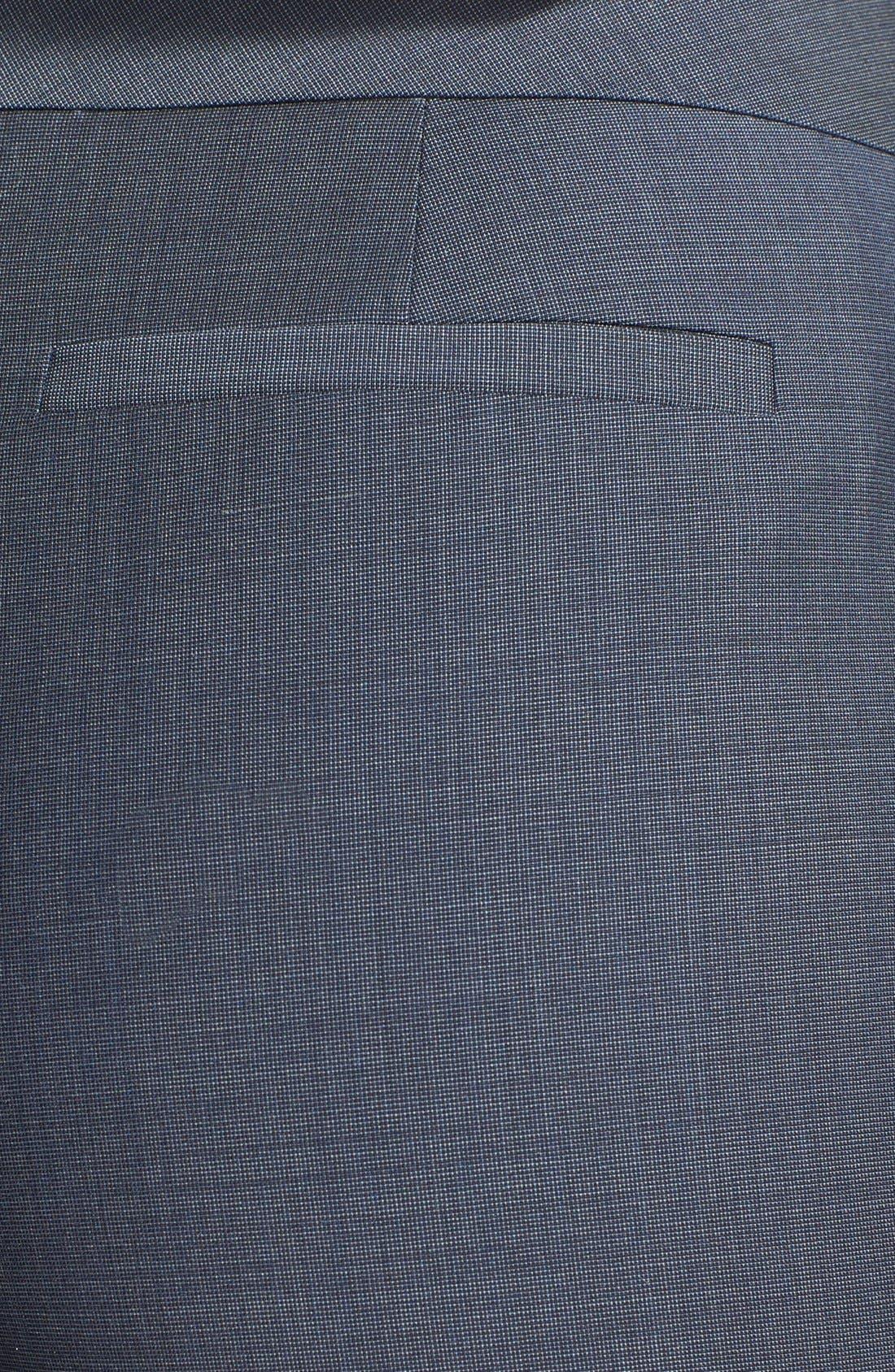 Alternate Image 3  - Classiques Entier® 'Simone' Slim Wool Suiting Pants