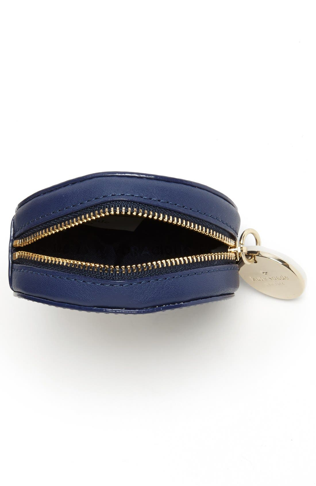 Alternate Image 2  - kate spade new york 'dot' leather coin purse