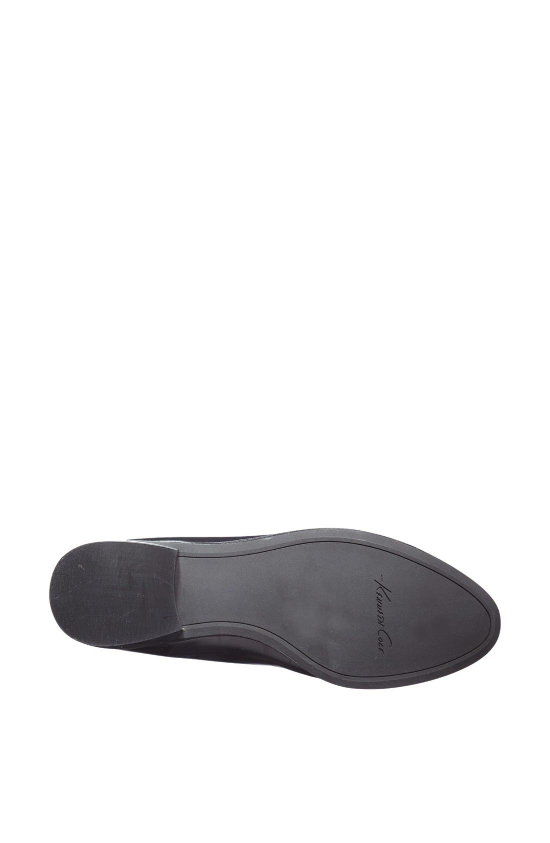 Alternate Image 4  - Kenneth Cole New York 'Hudson' Leather Flat