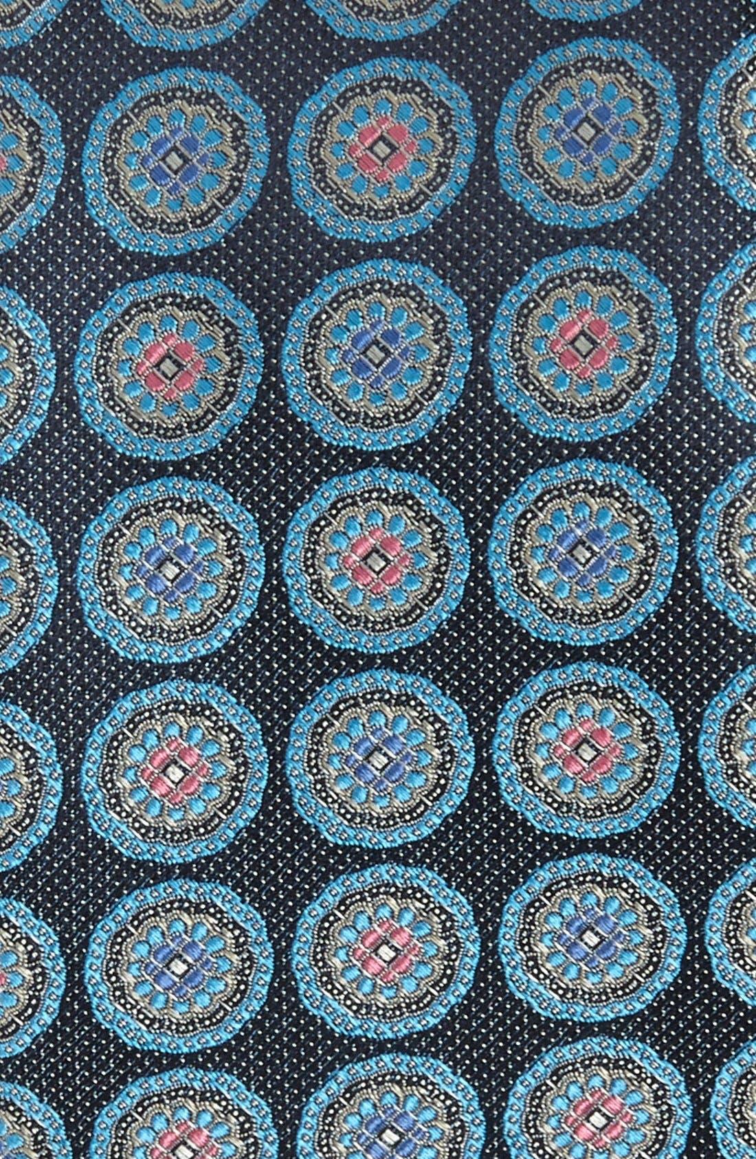 Alternate Image 2  - Samuelsohn Woven Silk Tie