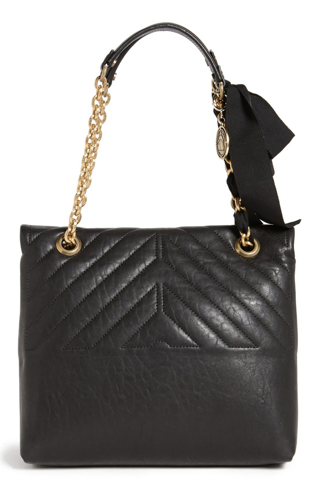 Alternate Image 4  - Lanvin 'Happy' Quilted Flap Shoulder Bag