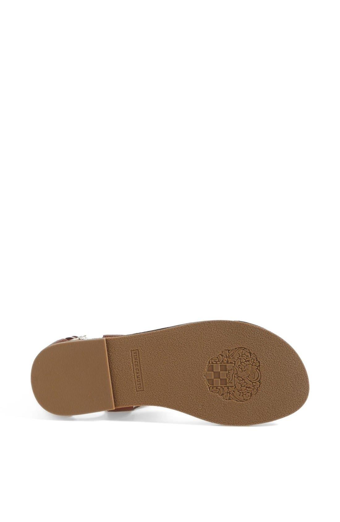 Alternate Image 4  - Vince Camuto 'Irkeno' Leather Sandal
