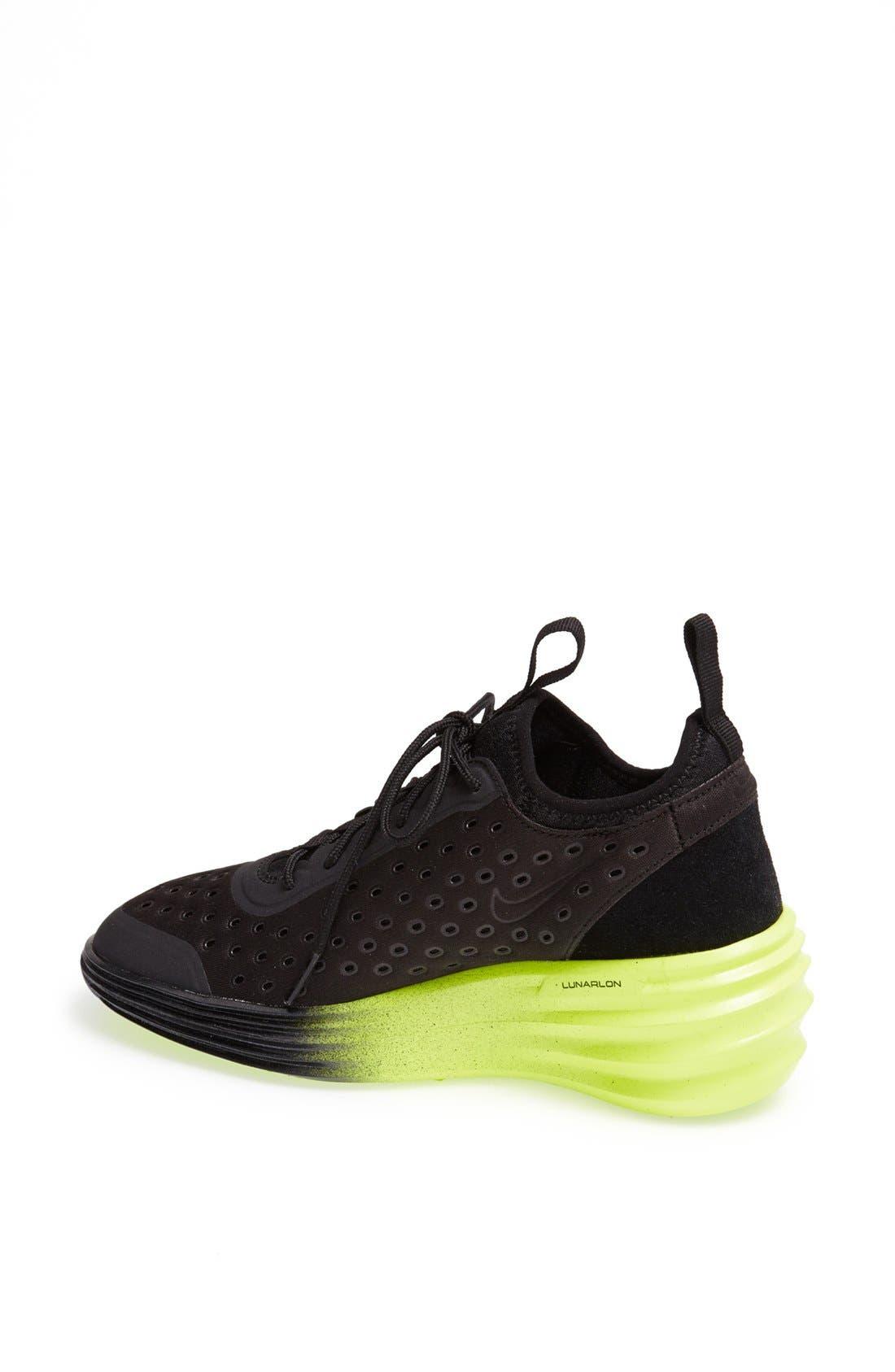 Alternate Image 2  - Nike 'Lunarelite Sky Hi' Sneaker (Women)