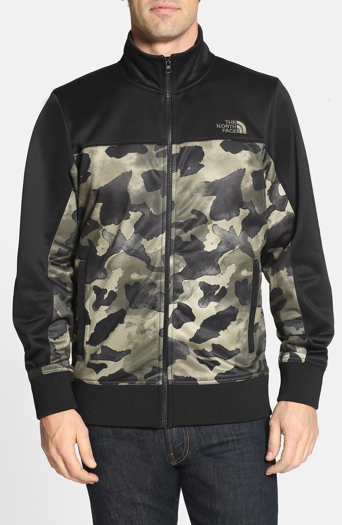 Alternate Image 1 Selected - The North Face 'Dryver' Track Jacket