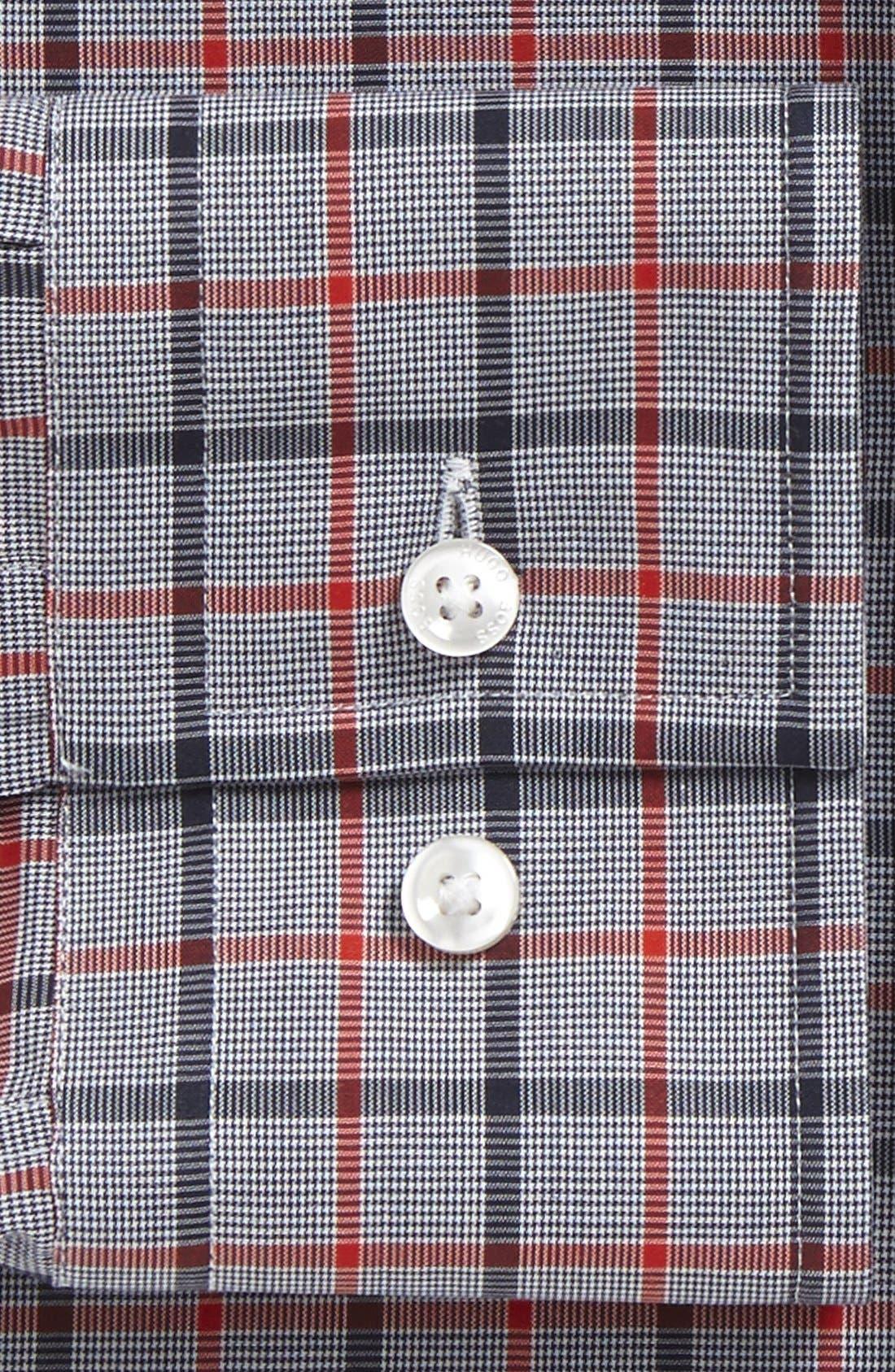 Alternate Image 2  - BOSS HUGO BOSS 'Jennis' Slim Fit Dress Shirt