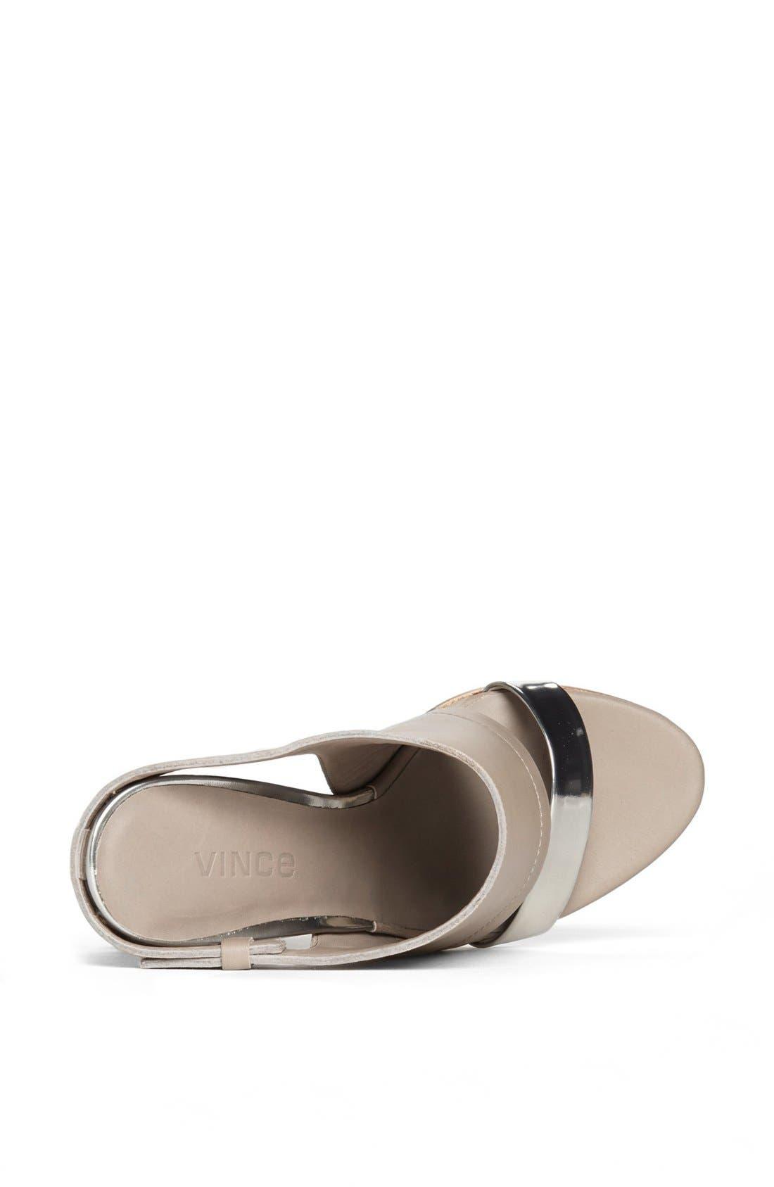 Alternate Image 3  - Vince 'Kasia' Wedge Sandal