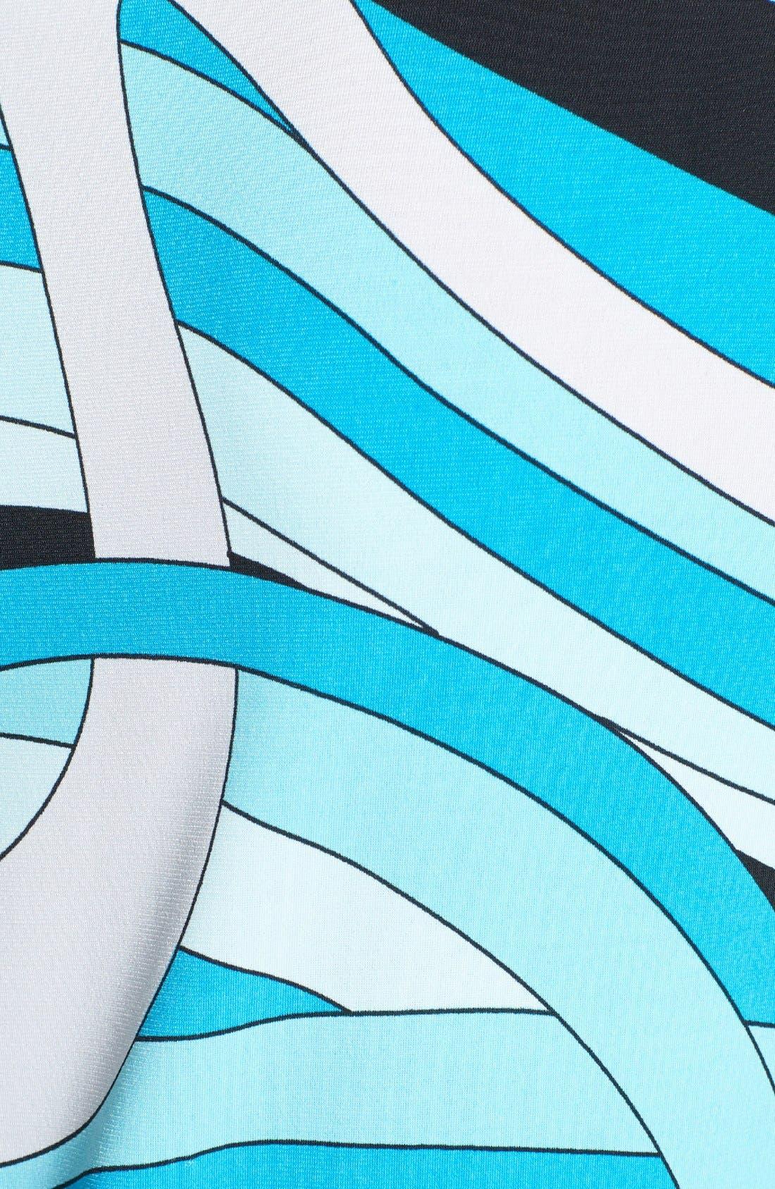 Alternate Image 3  - MICHAEL Michael Kors 'Marquee' Boatneck Dress (Regular & Petite)