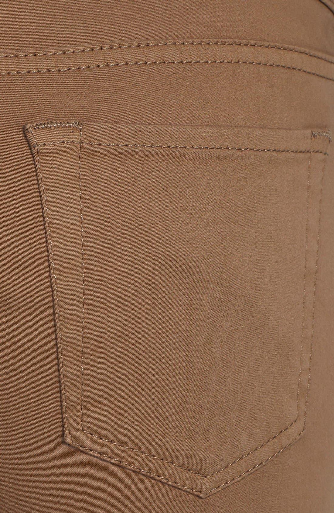 Alternate Image 3  - Theory 'Billy W.' Ankle Stretch Skinny Jeans