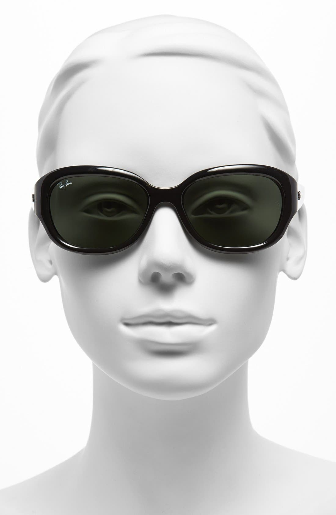 Alternate Image 2  - Ray-Ban 'Highstreet' 54mm Sunglasses