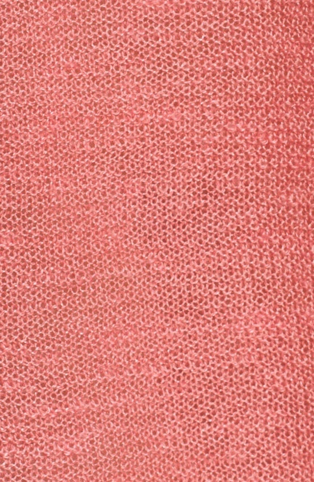 Alternate Image 3  - Tildon Sheer High/Low Pullover