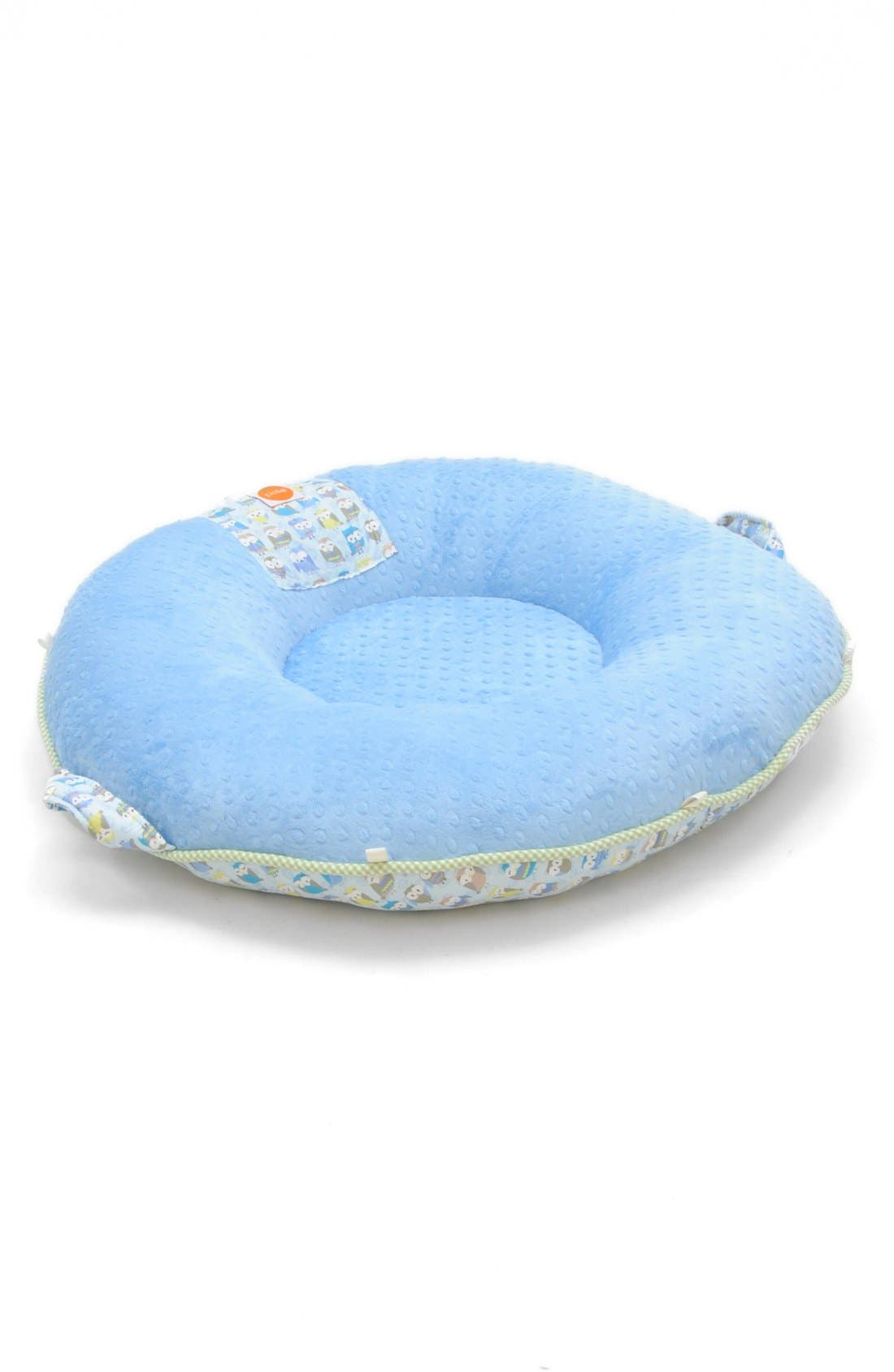 Alternate Image 3  - Pello 'Pello - Hoo Loves Ya Boy' Portable Floor Pillow (Baby)