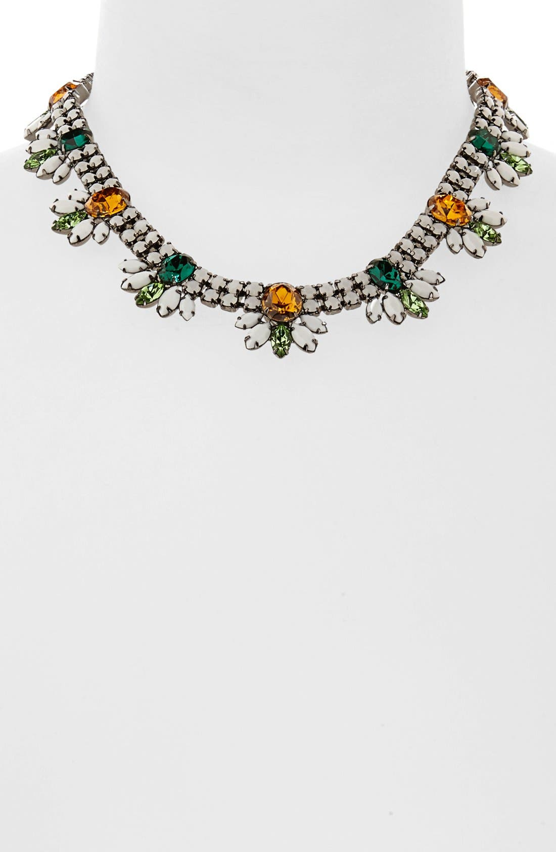 Alternate Image 1 Selected - DANNIJO 'Erika' Statement Necklace