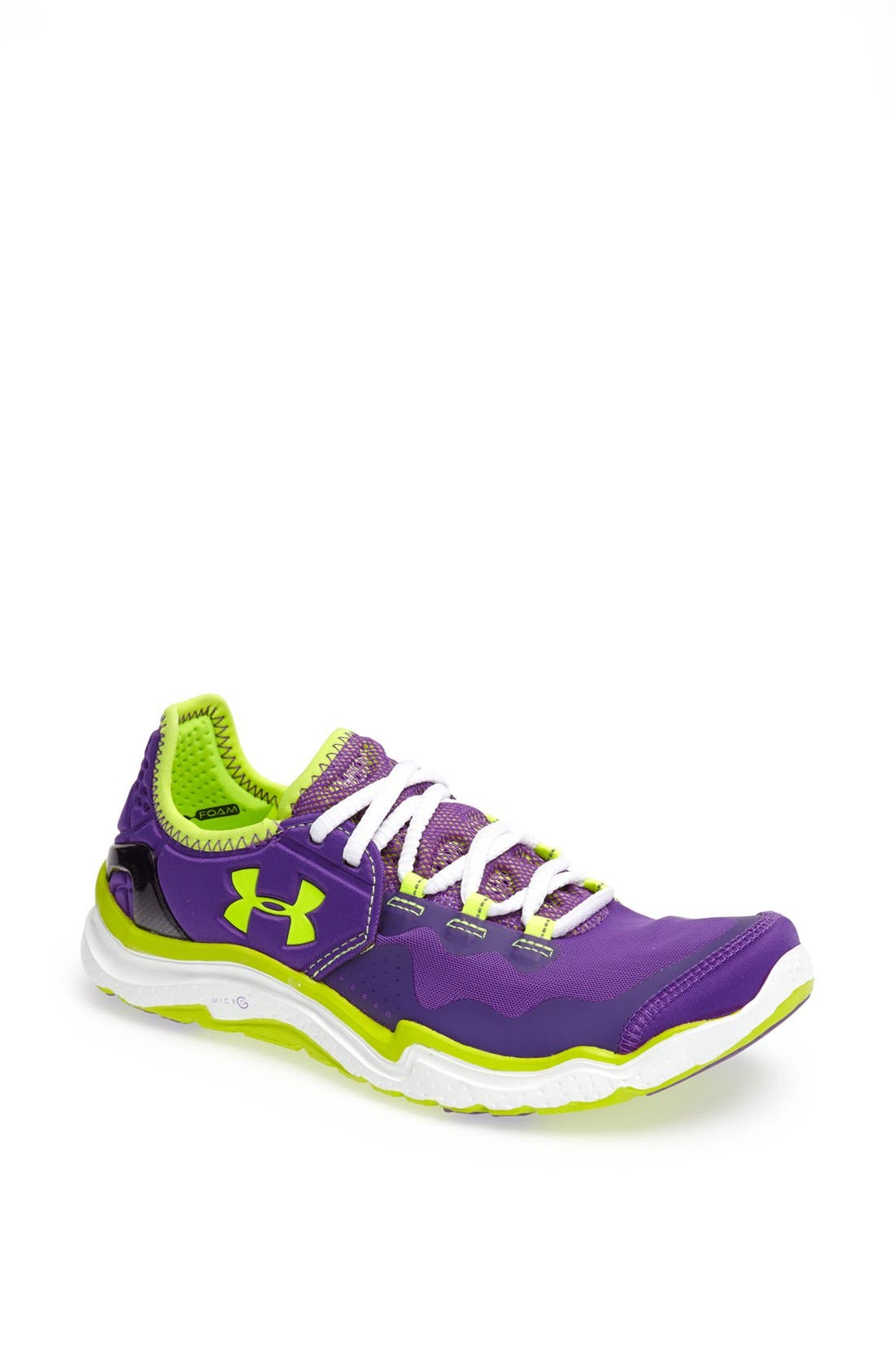 Alternate Image 1 Selected - Under Armour 'Charge RC 2' Running Shoe (Women)