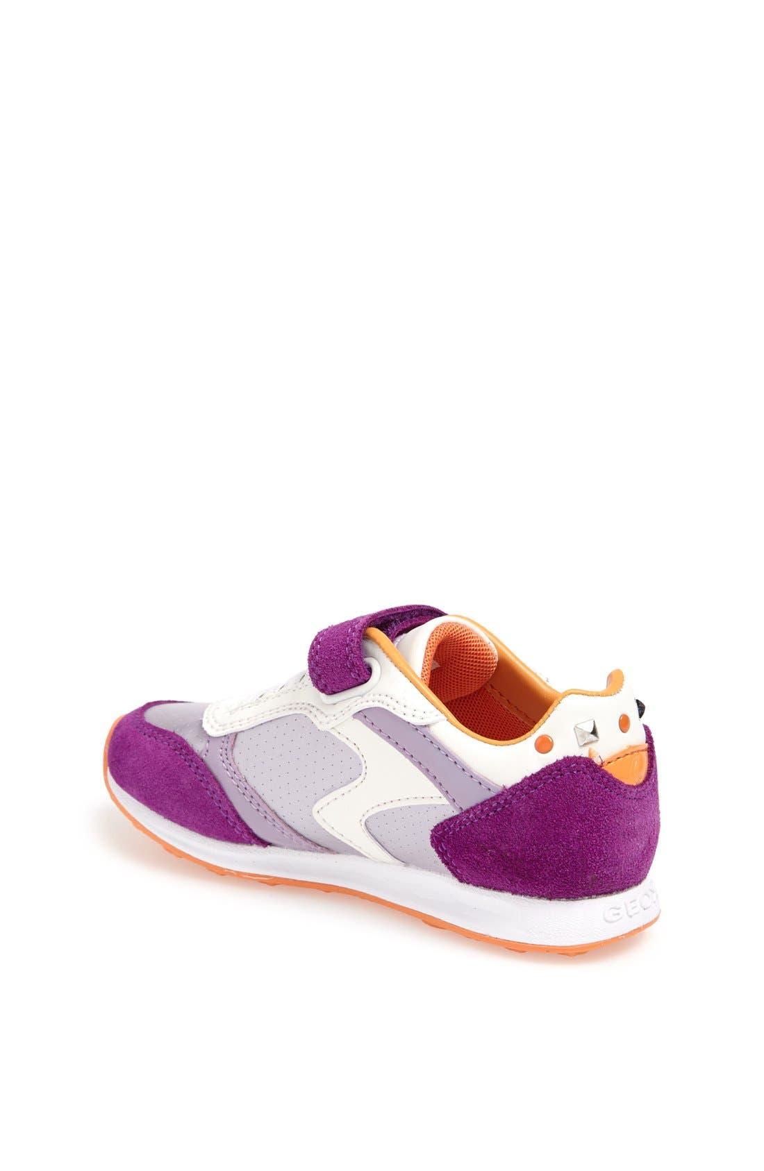 Alternate Image 2  - Geox 'Elliot' Sneaker (Toddler & Little Kid)