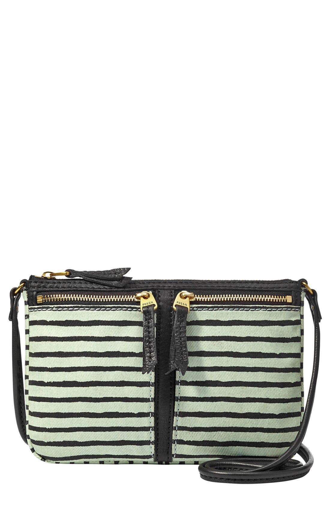 Alternate Image 1 Selected - Fossil 'Small Erin' Crossbody