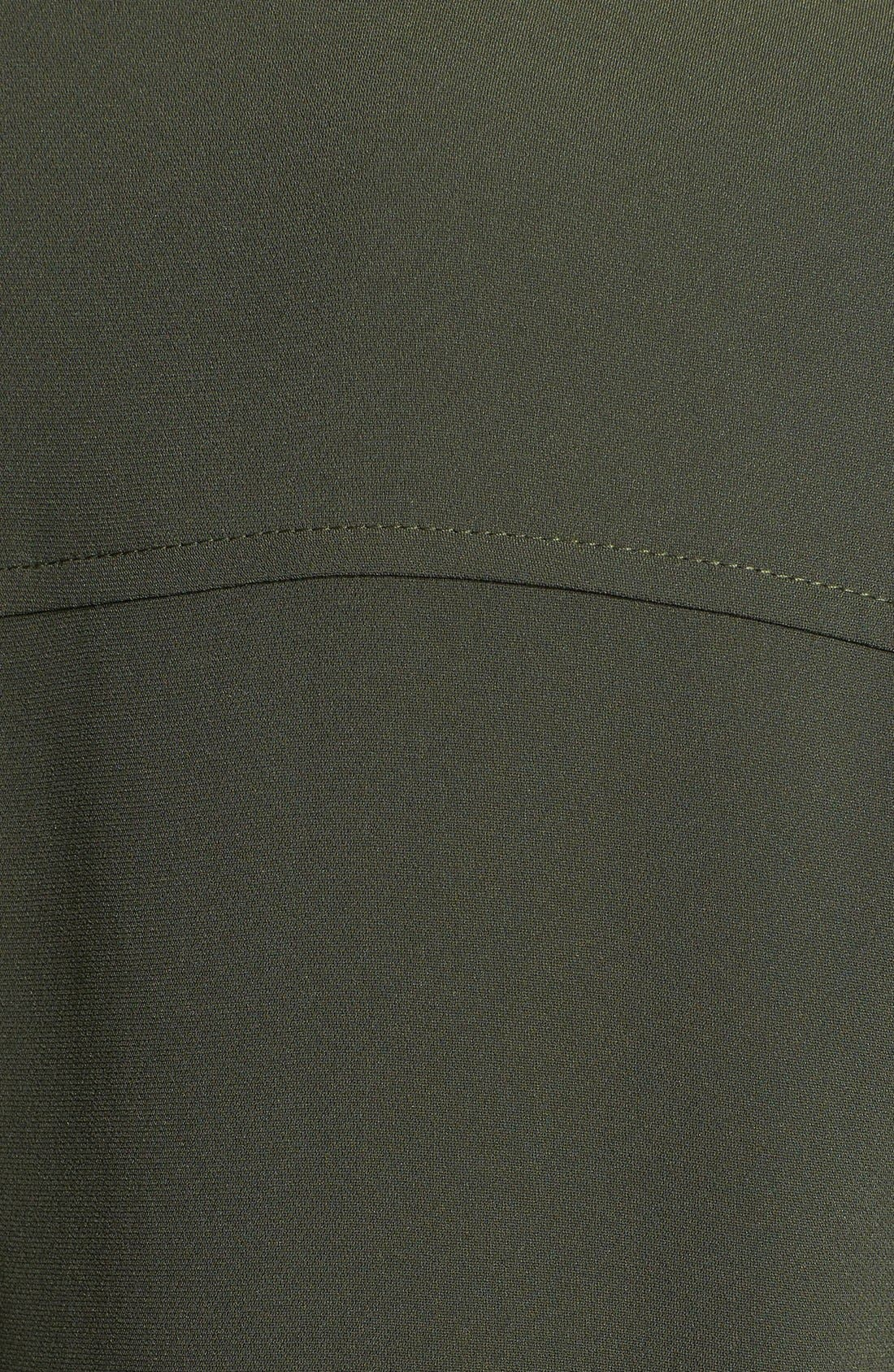 Alternate Image 4  - Diane von Furstenberg 'Agness' Woven Shift Dress
