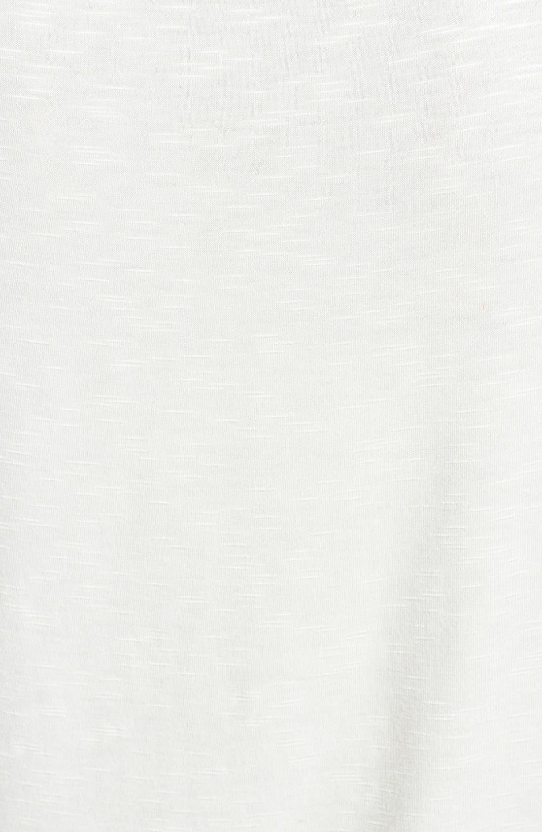 Alternate Image 3  - Pleione Mesh Sleeve Knit Top